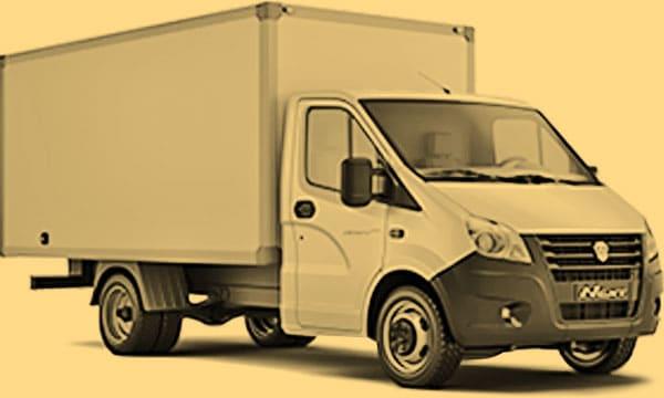 ГАЗель NEXT — промтоварный фургон ГАЗ A21R22.