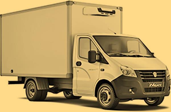 ГАЗель NEXT — фургон-рефрижератор ГАЗ A21R22.