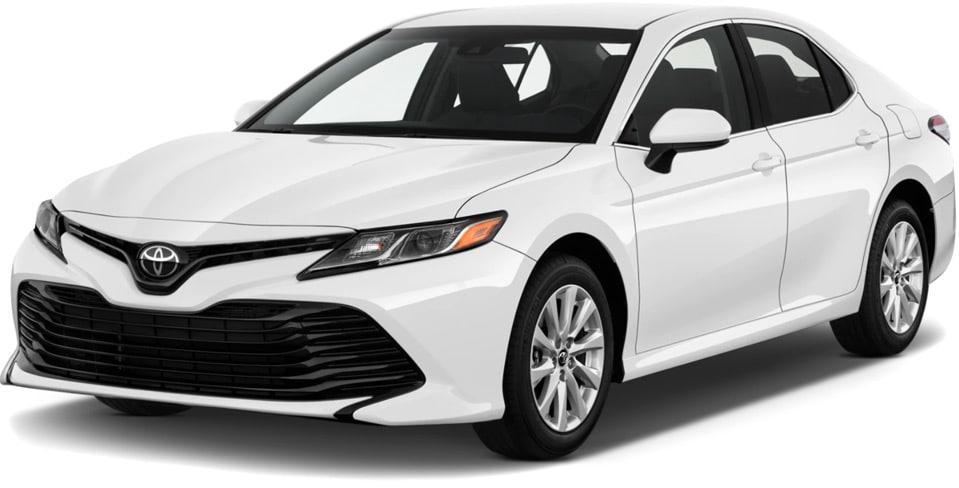 «Такси в лизинг» — Toyota Camry.